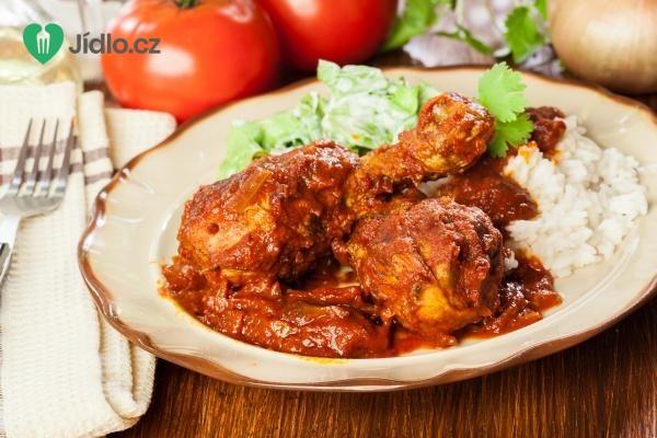 Kuře Tandoori recept