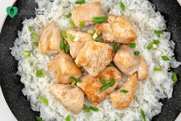 Kuřecí pochoutka recept