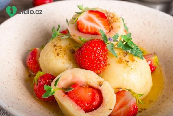 Kynuté těsto na ovocné knedlíky recept