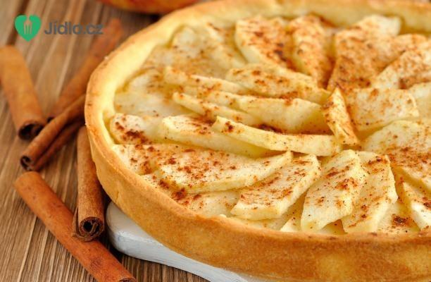 Lehký ovocný koláč recept
