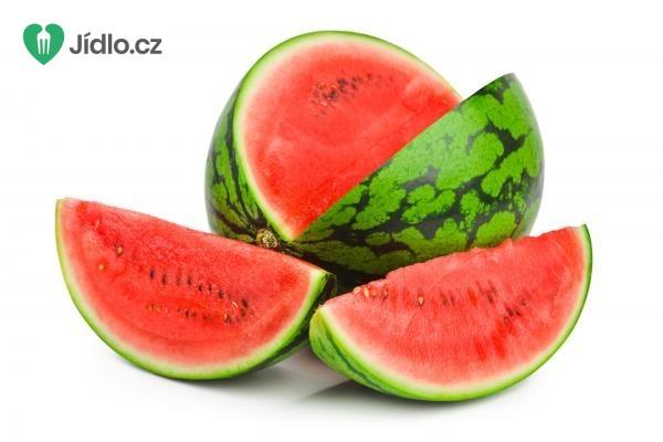 Melounový salát recept