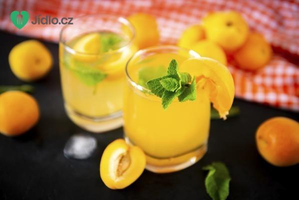 Meruňkový sirup recept