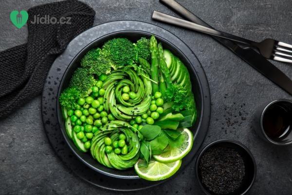 Miska Zelená Bohyně recept
