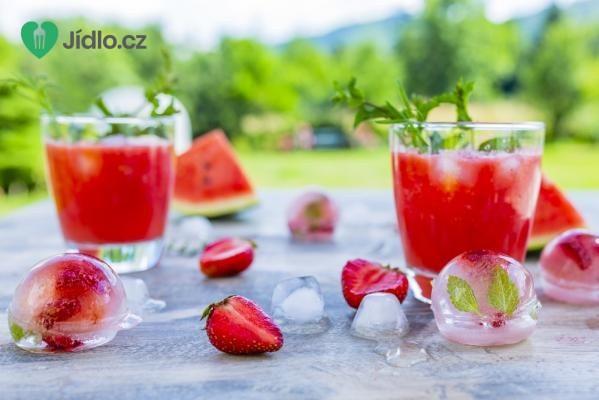 Mražená jahodová dřeň recept