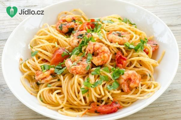 Mražené krevety recept