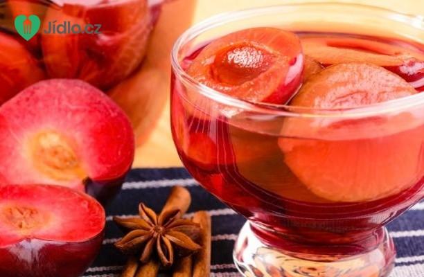 Ovocná svačinka v pudinku recept