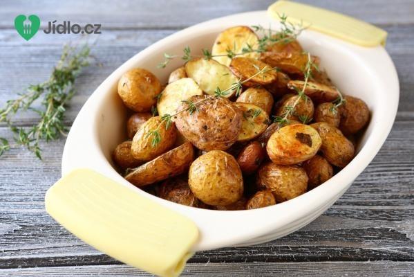 Pečené brambory recept