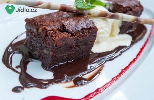 Perfektní čokoládové brownies recept