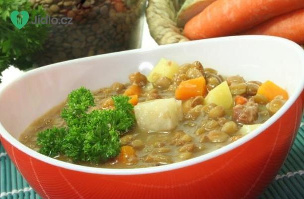 Pikantní čočkový rendlík s brambory a mrkví recept