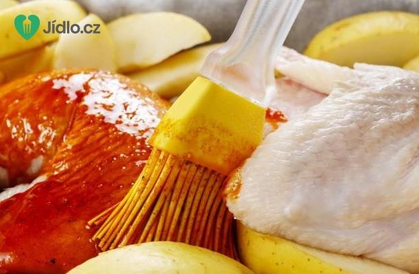 Pikantní marináda s jablky recept