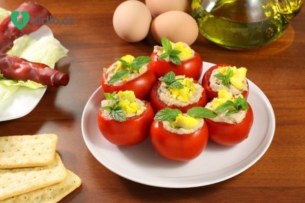 Plněná rajčata recept