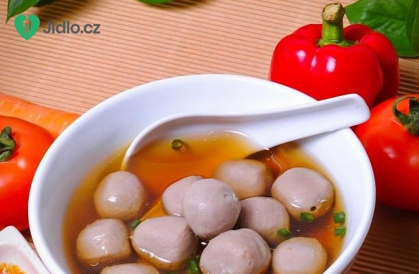 Polévka s fenyklem a rybími nočky recept