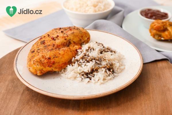 Přírodní kuřecí plátek s omáčkou recept