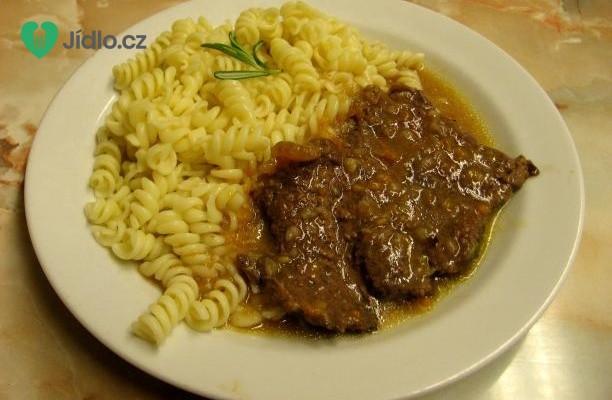 Roštěnky z hovězího masa recept
