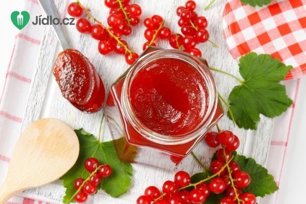 Rybízová marmeláda recept