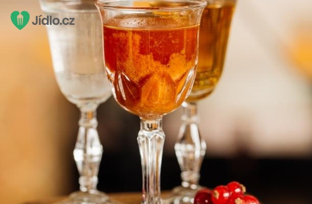 Rybízový likér recept