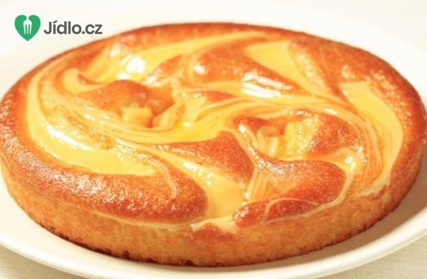 Rychlý piškotový dort s pudinkem recept