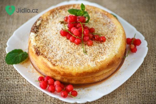 Rychlý hrnkový koláč s tvarohem a jablky recept