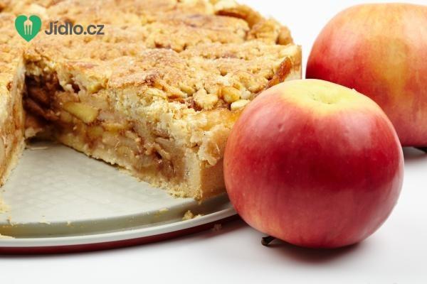 Rychlý koláč s jablky recept