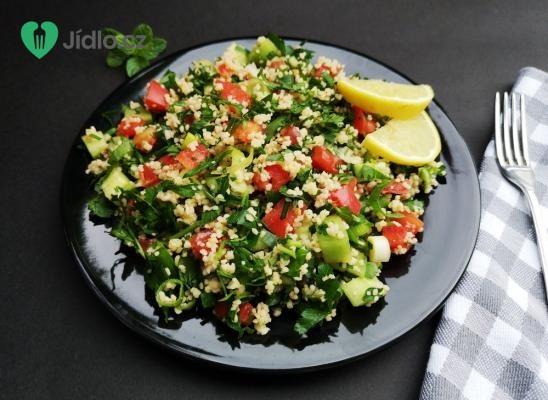 Rychlý salát z kuskusu recept