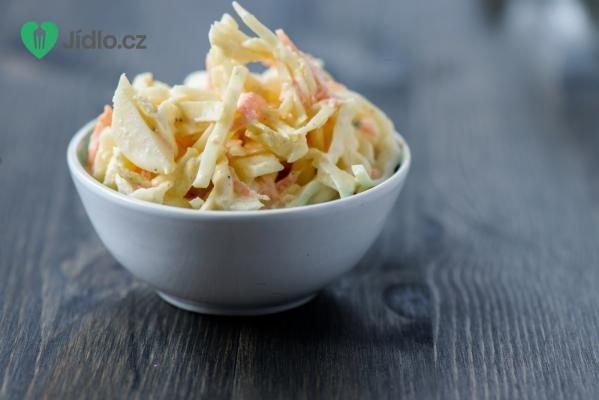 Salát coleslaw podle Pohlreicha recept