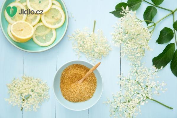 Sirup z bezinkových květů recept