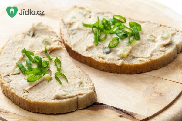 Škvarková pomazánka na chleba recept