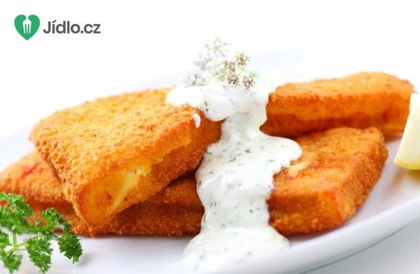 Smažené rybí filety s tatarskou omáčkou recept