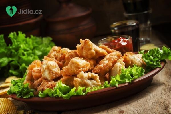 Smažené kuře po francouzsku recept