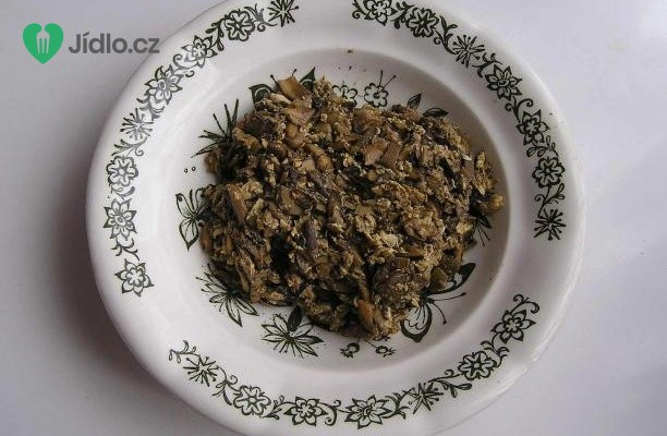 Smaženice z hub recept