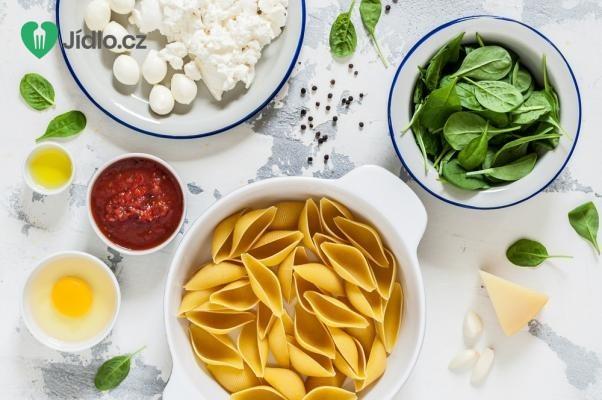 Špenát s tvarohem recept