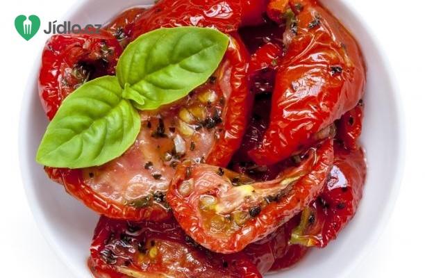 Sušená rajčata v sušičce recept
