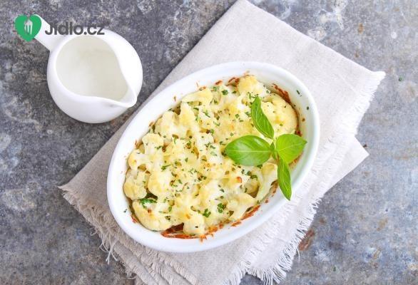 Sýrový nákyp s květákem recept