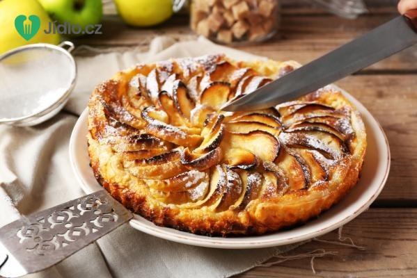 Tarte tatin z jablek a hrušek recept