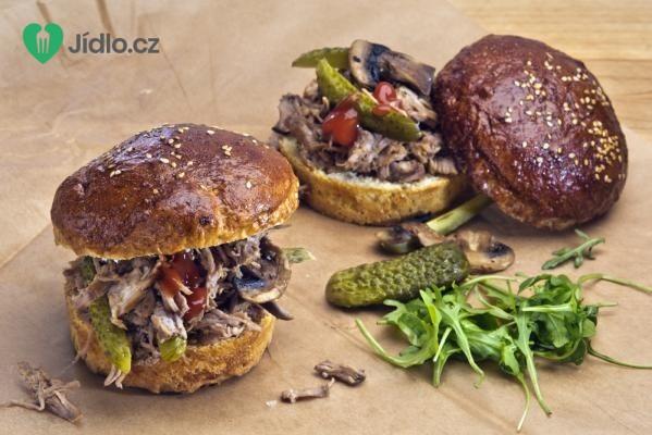 Trhané vepřové maso podle Z. Pohlreicha bbq recept