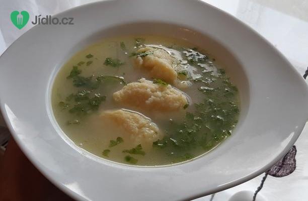 Uzená polévka s nočky recept