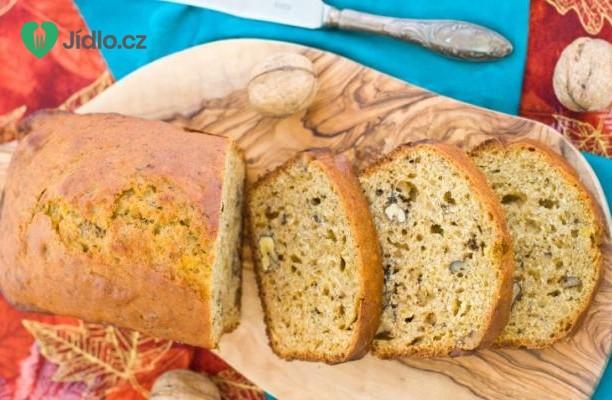 Vánoční dýňový chléb recept