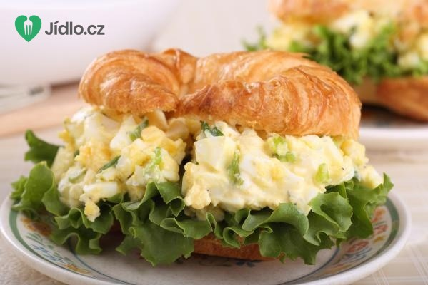 Vaječný salát recept