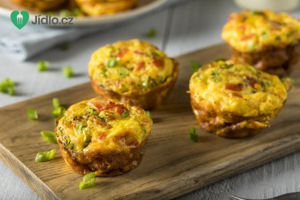 Vajíčkové muffiny recept