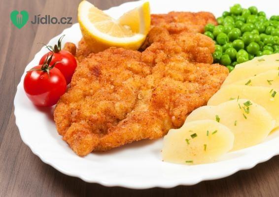Vídeňský řízek recept