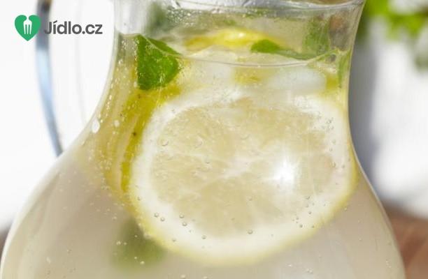 Zázvorová limonáda s  medem a citronem recept