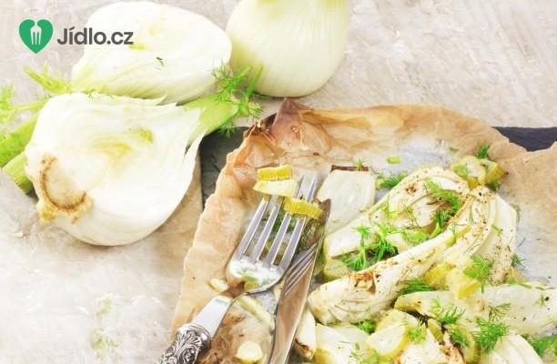 Zapečený fenykl, pórek a brambory recept