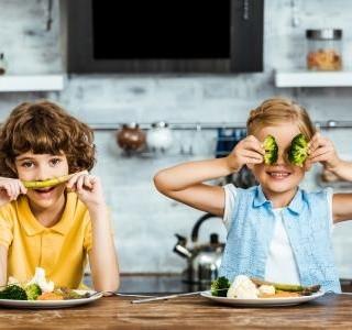 5 tipů jak v dětech vypěstovat zdravý návyk jíst zeleninu a ovoce...