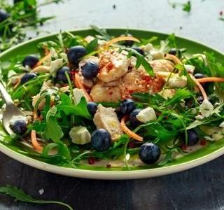 5 tipů na letní salát