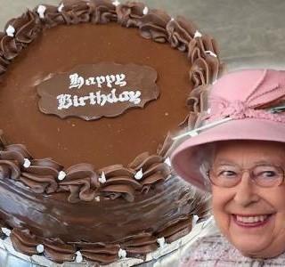 Britské královně Alžbětě II. je 95 let! Narozeniny slaví tímto čokoládovým dortem