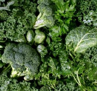 Celoroční dostupnost listové zeleniny je nedostižnou výhodou
