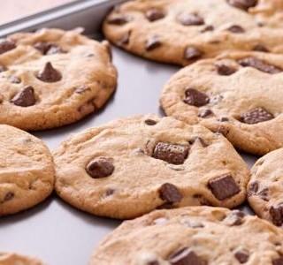 Recept Čokoládové sušenky