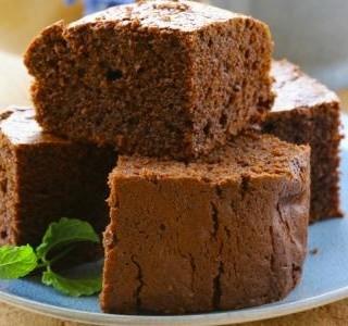 Čokoládový brownie koláč recept