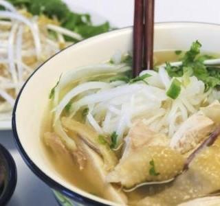 Asijská kuřecí polévka recept