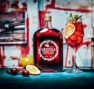 Bartida Griotka Cherry Spritz